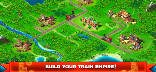 Train au ralenti Empire
