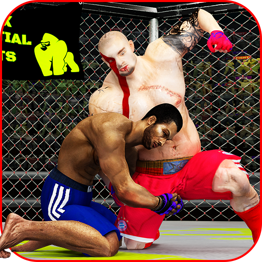 Martial Art Cage Battle King: MMA Fighting