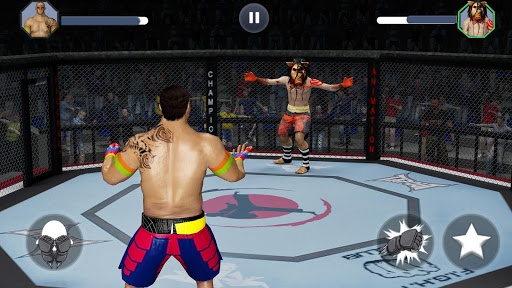 MMA Fighting Manager: Martial Arts Training Games