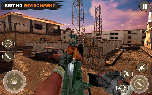 offline shooting game: free gun game