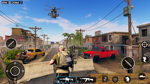 Real Commando Mission - Free Shooting Games 2020