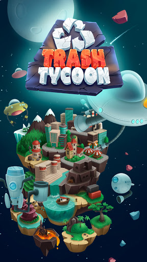 Trash Tycoon: idle clicker