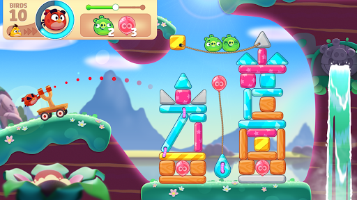 Voyage Angry Birds