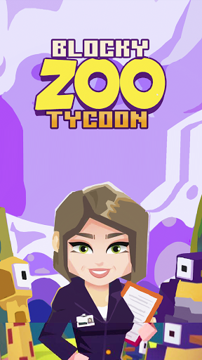 Blocky Zoo Tycoon - Idle Clicker Game!