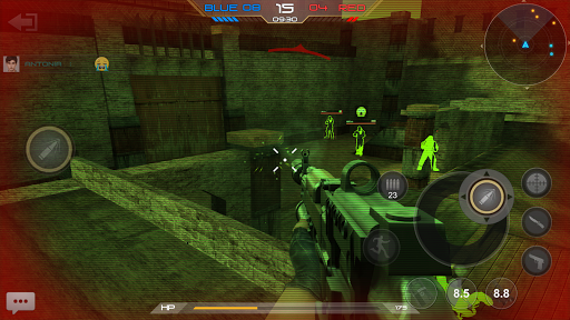 Call of Battle:Target Shooting FPS Game