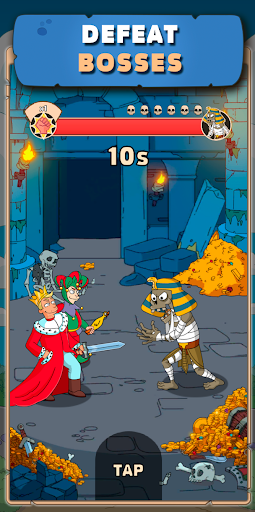Castle Master: idle county of heroes and lords