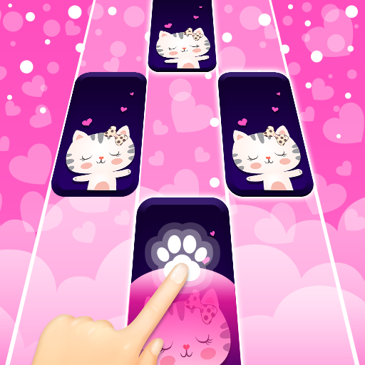 Catch Tiles Magic Piano: Music Game
