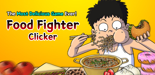 Food Fighter Clicker