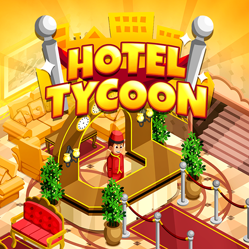 Hotel Tycoon Empire - Simulateur Idle Manager