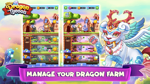 Idle Dragon Tycoon - Dragon Manager Simulator