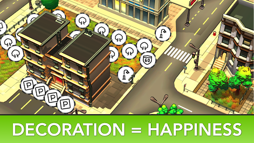 Tiny Landlord: Idle City & Town Building Simulator