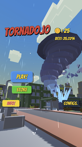 Tornado.io - The Game 3D