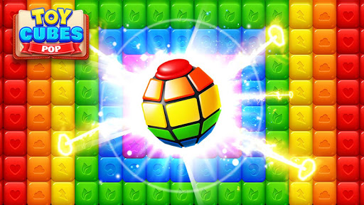 Toy Cubes Pop 2021