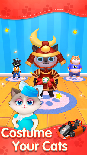Cats Dreamland: Free Match 3 Puzzle Game