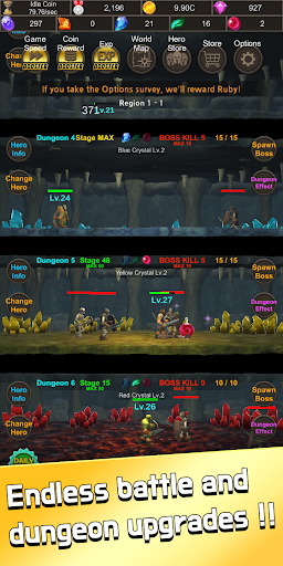 IDLE DUNGEON