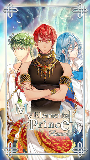 My Elemental Prince - Remake: Otome Romance Game