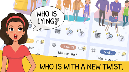 Who is 2? Tricky Chats and Brain Puzzles