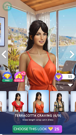 Love Choice: Interactive game, new story & episode