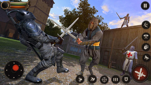 Ninja Assassin Shadow Master: Creed Fighter Games
