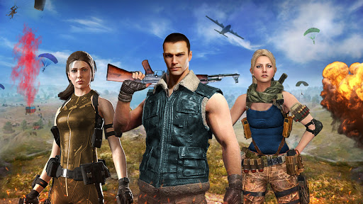 Special OPS : Survival Battleground FPS Free Fire