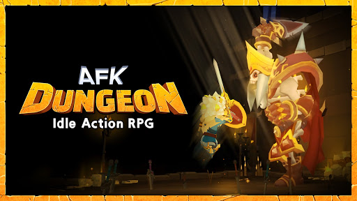 AFK Dungeon : Idle Action RPG