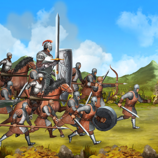 Battle Seven Kingdoms : Kingdom Wars2 v2.0.1 (Mod Apk) logo