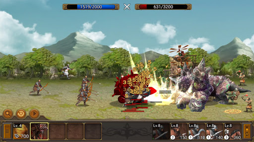 Battle Seven Kingdoms : Kingdom Wars2