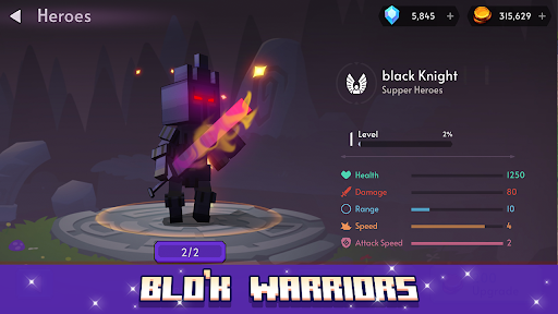 Blo'k Warriors