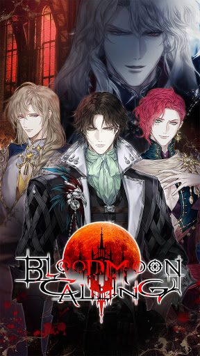 Blood Moon Calling: Vampire Otome Romance Game