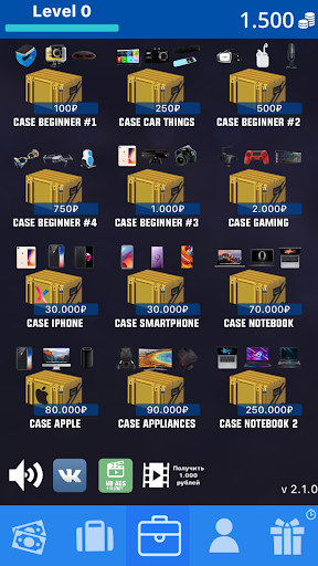 Case Simulator Things 2