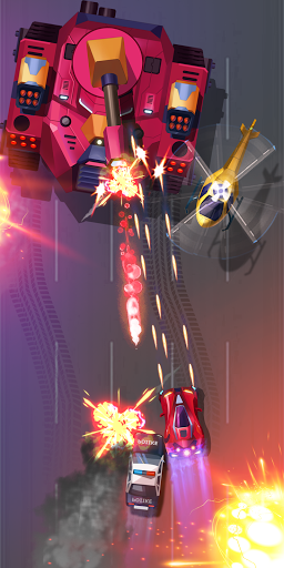 Fast Fighter: Racing to Revenge
