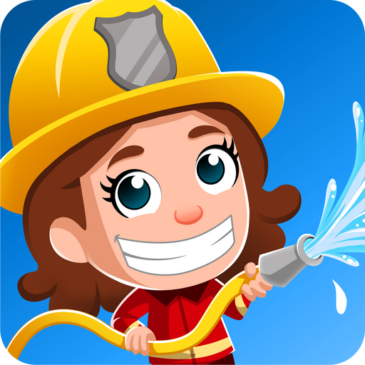 Idle Firefighter Tycoon – Fire Emergency Manager v0.27 (Mod Apk) logo