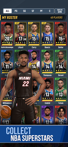 NBA Ball Stars: Play with your Favorite NBA Stars