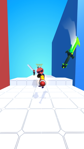 Sword Play! Ninja Slice Runner 3D