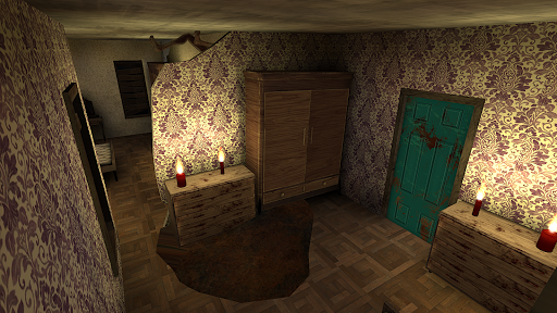 The curse of evil Emily: Adventure Horror Game