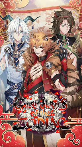 Guardians of the Zodiac: Otome Romance Game