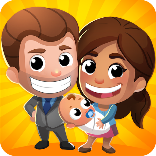 Idle Family Sim - Life & Success Manager