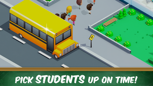 Idle High School Tycoon - Management Game