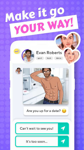 Love Talk: Dating Game with Love Story Chapters