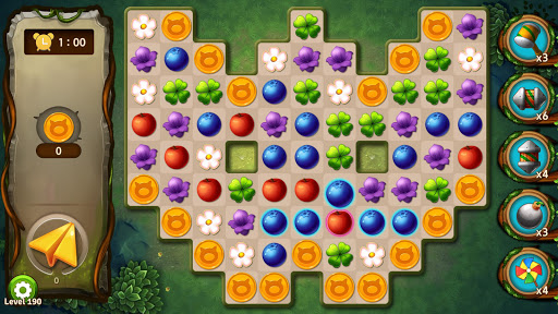 Mystery Forest - Match 3 Game Puzzle (Rich Reward)
