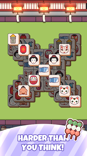 Tile Fun - Classic Triple & Matching Puzzle Game