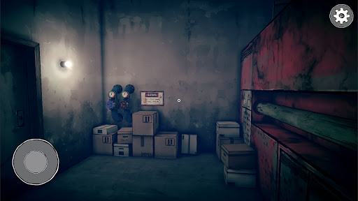 A Stranger Place: Stealth Scary Escape Adventure