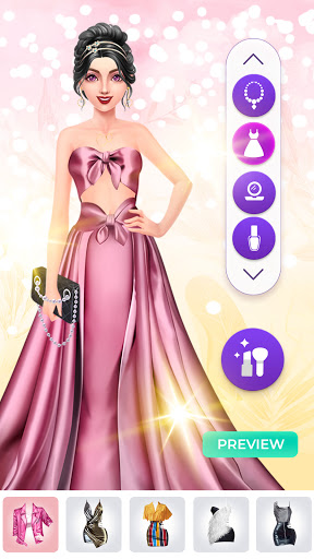 Fashion Show: Style Dress Up & Makeover Games