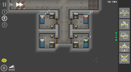 Going Deeper! - Colony Building Sim