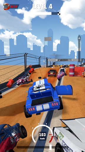 Mad Racing 3D