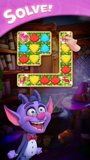 Puzzle Impossible: Magic Spell
