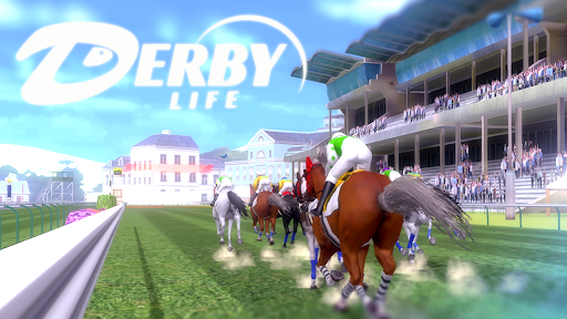 Derby Life : Horse racing