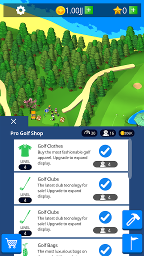 Golf Club Manager Tycoon