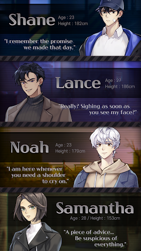 Havenless - Your Choice Otome Thriller Game