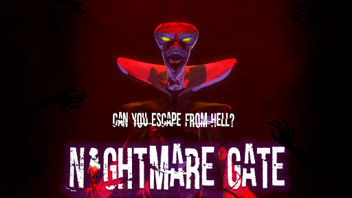 Nightmare Gate: Horror show with Battle Pass.